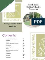 SACC Prospectus Parthnership Working