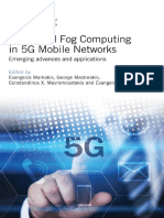 Cloud and Fog Computing in 5G Mobile Networks Emerging Advances and Applications