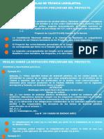 Ejemplos Reglas de Tecnica Legislativa