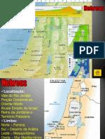 3º Ano - Hebreus - Prof Waldejares