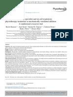 Effect Respiratory PT Treatment Pada Children 2015