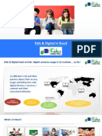 Kids and Digital - International Comparison - BR