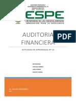 Ap14. Planificacion de Auditoria