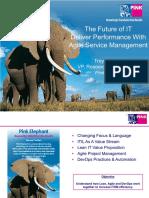 2-Prepare El Futuro de TI Habilite El Alto Desempeno Con Una Estrategia Integrada de Modelos Agiles Trot DoMoulin