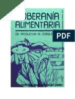 Curso Soberanía Alimentaria- Voluntariado Universitario- 2017