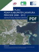 Business Plan PDAM Kab Jayapura