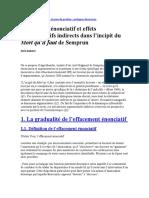 Rabatel Effacement Enonciatif Et Effets Argumentatifs Indirects