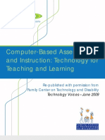 CTD Computer BasedAssessmentInstruction FCTD 06.09