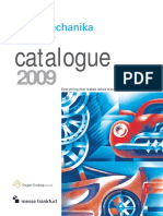 Automechanika 2009 Catalogue