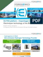 005 Hydrogenics Denis Thomas - Electrolyzer Technology of BioCat Project