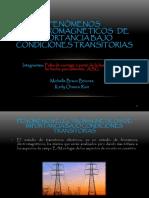 fenómenos electromagnecticos transientes en sistemas de potencia