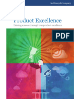 Driving Success Through True Product Excellence