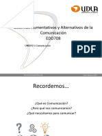 UNIDAD I Clase 1 Comunicación