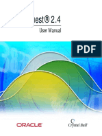 OptQuest User Manual