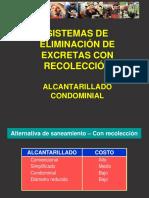 6) ALCANTARILLADO CONDOMINIAL