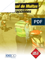 Manual de Multas e Infracciones 2017