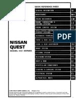 1999 NISSAN QUEST Service Repair Manual.pdf