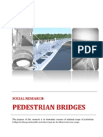 MBR_ Pedestrain Bridges Report