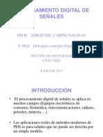 PDS PostGrado Julio-2017