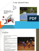 Reglamento Del Microfútbol