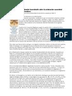 Carta Apostólica Ordenatio Sacerdotalis Sobre La Ordenación Sacerdotal Reservada Solo a Los Hombres