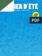 Le cahier d'été de La République en Marche