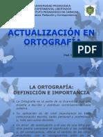 ACTUALIZACION OTOGRAFICA