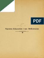 Nuestra educación y sus deficiencias 1913.pdf