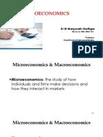 Macroeconomics - Introduction