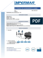 Relatório de Alinhamento MAR LIMPO III - DG3