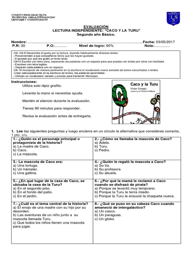 Caco Y La Turu Pdf Download