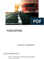 Forecasting IPE
