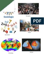 Ciencias Auxiliares de La Geografia