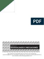 Desigualdades e Inecuaciones IV Medio PSU