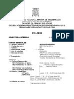 Syllabus Biologia 2013 2015 II Corregido