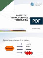 2  Introducción toxicología