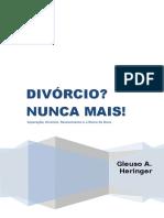 Divorcio Nunca Mais
