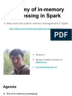 Anatomy of Inmemory Processing in Spark 160215173515