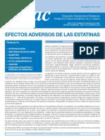 INFAC Vol 23 6 Efectos Adversos Estatinascast