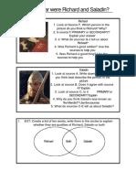 10. How Similar Were Richard and Saladin?