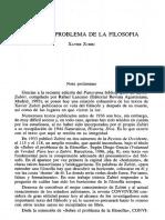ZUBIRI, Xavier - Sobre el problema de la filosofia 1.pdf
