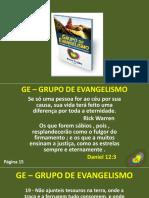 Ge – Grupo de Evangelismo 002