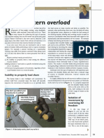 CHEK - Pattern Overload