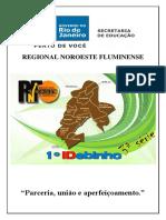 Simulado Matematica e Língua Portuguesa 3ª Série