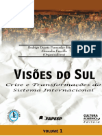 Visoes Do Sul Vol.1 eBook