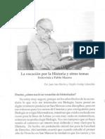 Entrevista a Pablo Macera.