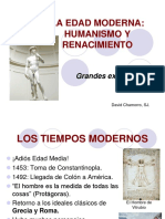 Edad Moderna Alternativa i