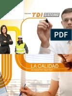 Presentación Tdi Sistemas 2015