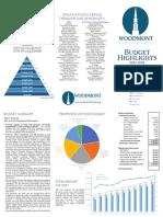2017 Budget Brochure