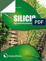 SILICIO AGRONOMICAMENTE ESENCIAL  WALTER OSORIO Y.pdf